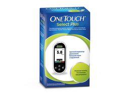 Глюкометр OneTouch Select+Fleх(без полос фото