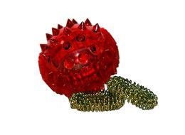 Массажер Су-Джок набор (шарик+2кольца) фото