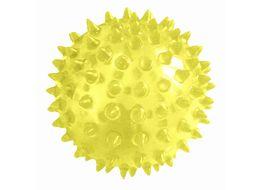 Мяч Vega-165/8 игольч, желт. 8 см фото