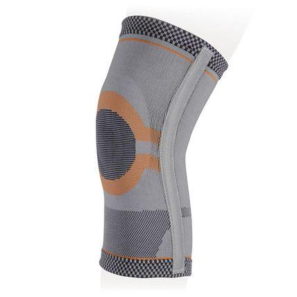 Бандаж на колено KS-E03 L с 2пруж/реб сил кольц фото