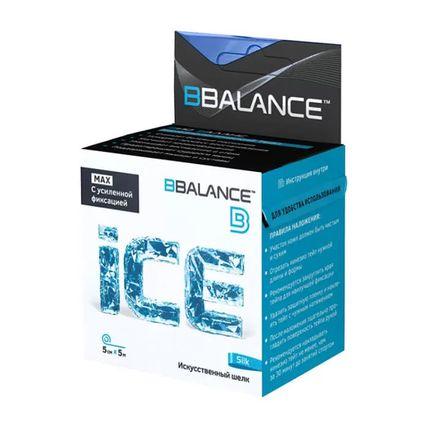 Тейп Кинезио ВВ 5смх5м ICE беж фото